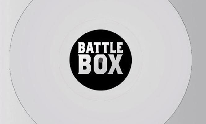 Battle Box 001 White 12″ Vinyl