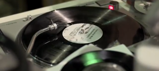 """You can't get baby oil on your MP3s"": watch a documentary on the state of vinyl in New York City"