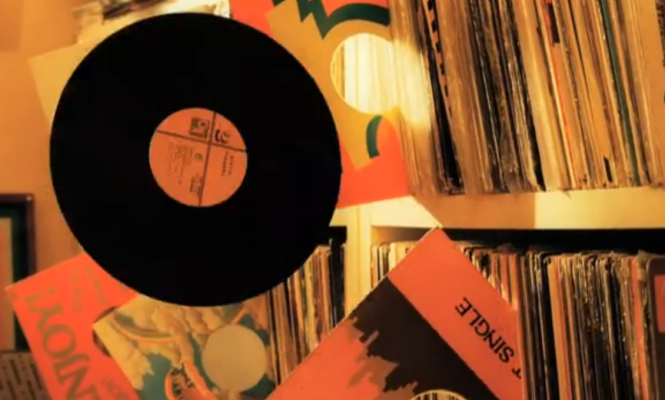What happens to all the old vinyl? Watch this incredible animation by Chopsy and find out