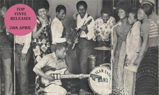 TROPICAL SPECIAL: THE 5 BEST WORLD MUSIC VINYL RELEASES THIS WEEK feat. RAVI SHANKAR, WILLIAM ONYEABOR & SOUNDWAY RECORDS