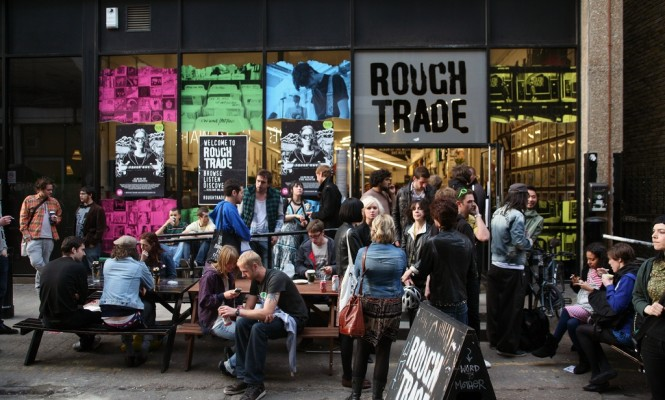 Rough Trade set to launch Amazon-style vinyl rip service for physical sales