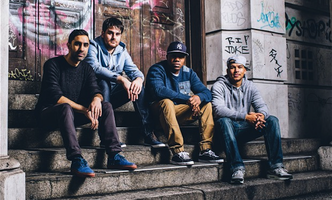 Rudimental herald release of 3LP <em>Home</em> with in-store launch party at Phonica Records