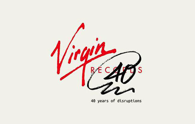 """Virgin Records celebrate """"40 years of disruptions"""" with book and exhibition"""