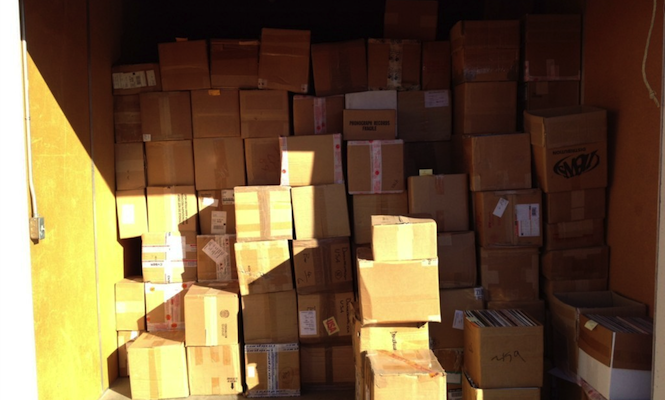 Fire sale: Buy 69,592 dance music records for $10,000