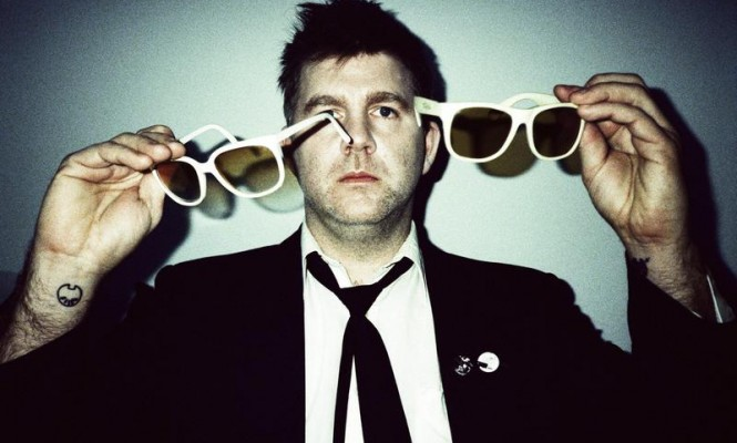 LCD Soundsystem and DFA Records mastermind James Murphy building a real vinyl-only sound system