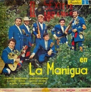 El Sexteto Miramar En La Manigua - Frontal