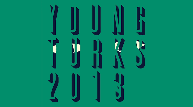 Young Turks celebrate 2013 releases with limited edition vinyl series; Koreless and John Talabot to feature