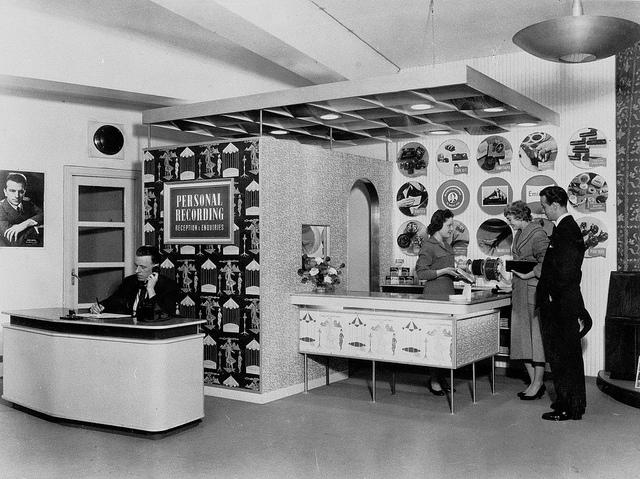 Personal-Recording-Department-at-HMV