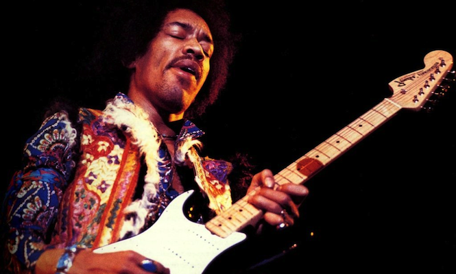 Never-before released Jimi Hendrix live show to be pressed on vinyl