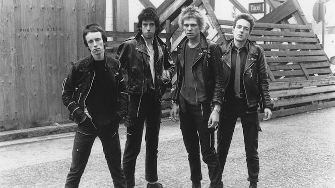 """The Clash """"Black Market"""" pop-up shop and exhibition opens in London"""