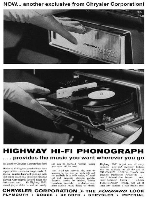 Highway-hi-fi