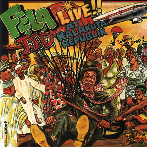 Music Is The Weapon: The 10 essential Fela Kuti records - The Vinyl