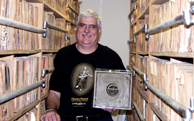 Fanatical blues collector explains why he spent $37,100 on one record