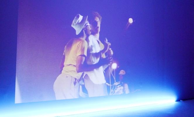 Photos: Ryan McNamara wins The Vinyl Factory-sponsored Malcolm McLaren Award at Performa 13