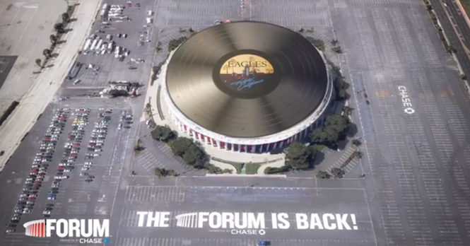 "Behold, the ""world's largest vinyl record"""