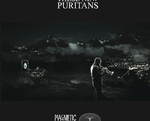 These New Puritans release limited Magnetic Field 12″ for interactive installation at The Vinyl Factory