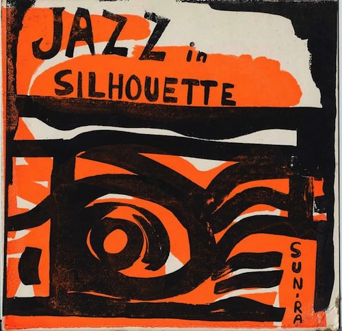 Jazz in Silhouette