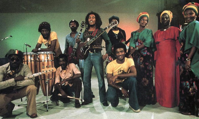 A guide to the original studio recordings of Bob Marley and the Wailers