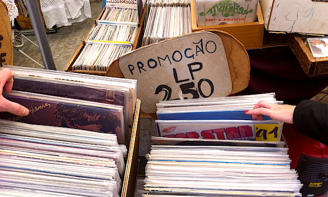 Looking for Lisbon's best record shops