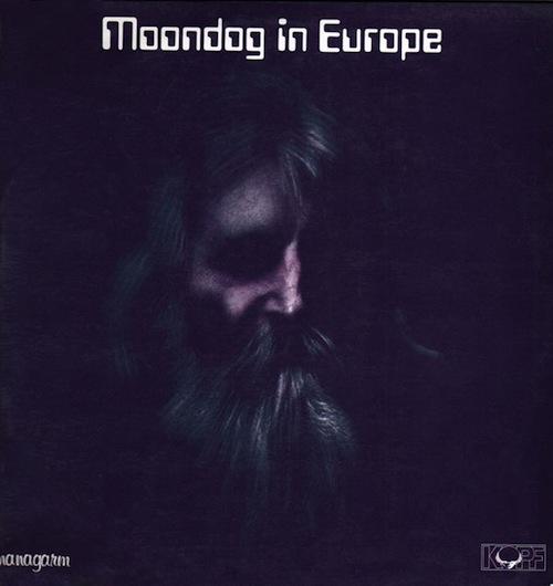 moondog in europe