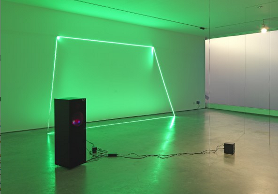 VF collaborator Haroon Mirza to light up The Serpentine Pavilion with techno producer Mark Fell