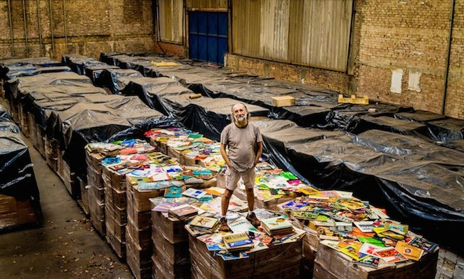 Meet a Brazilian businessman who owns millions of records