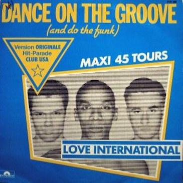dance on the groove