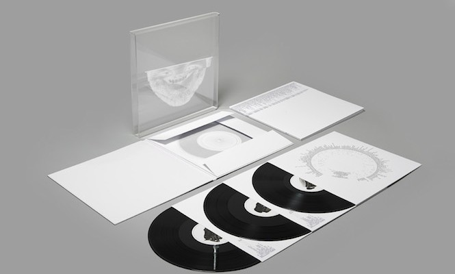 Warp reveal stunning artwork and packaging for new Aphex Twin album, <em>Syro</em>