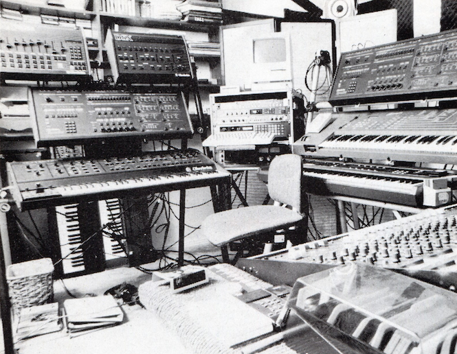 Palms Blvd Studio