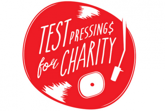 Music-based charity auctions test pressings for community projects