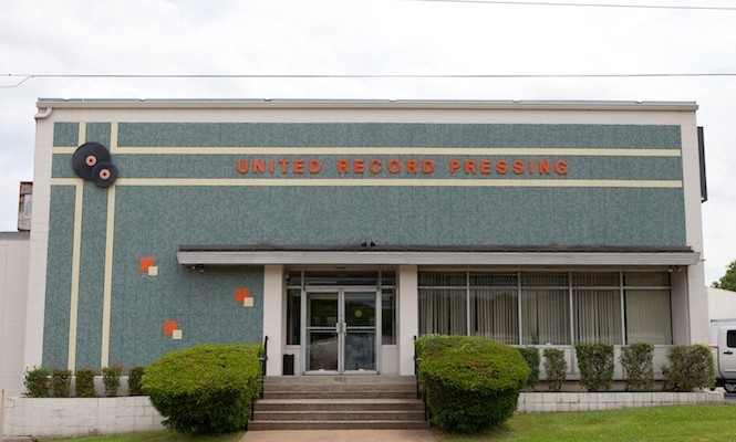 United Record Pressing not taking new customers but second plant to open