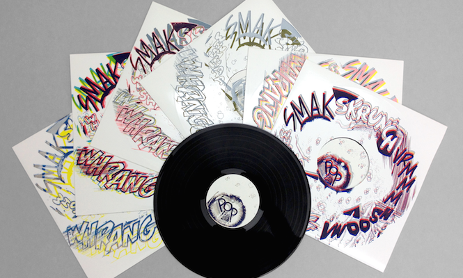 A mobile vinyl factory will press records at Christian Marclay's White Cube show