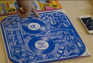 DJ Qbert's new album sleeve doubles up as a DJ controller