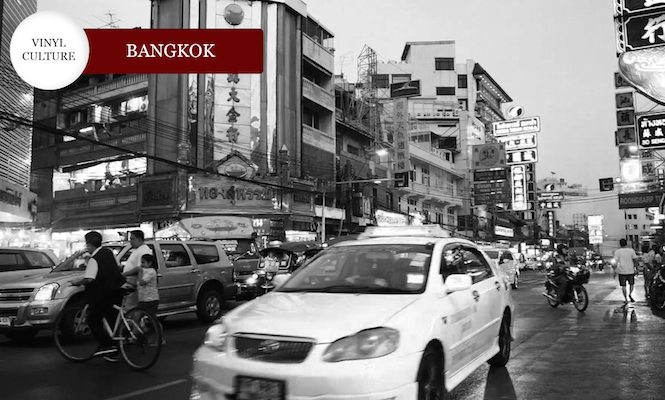 Vinyl Culture: Bangkok – watch our film on digging in the Thai capital