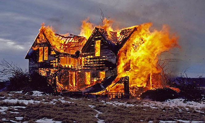 Your house is burning down, you can only save one record: what would it be?