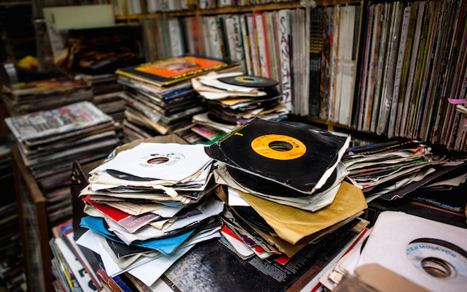 10 Incredible Leftfield Funk 45s That No One Is Looking