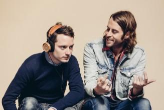 Listen to VF Mix 08 – an exclusive Elijah Wood & Zach Cowie aka Wooden Wisdom vinyl-only mix
