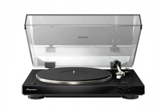 Pioneer unveil new plug-in-and-play audiophile turntable