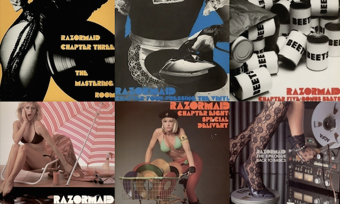 Razormaid! The 10 best reworks from the remix service that shaped modern dance music