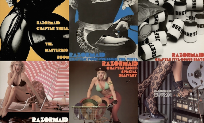 Razormaid! The 10 best reworks from the remix service that