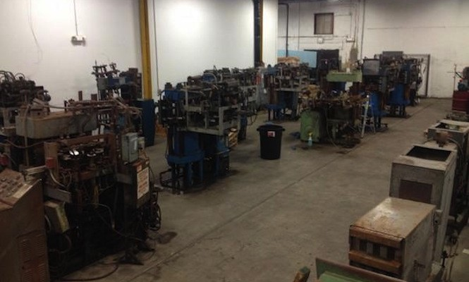US vinyl factory finds 13 abandoned presses to become one of the country's biggest pressing plants