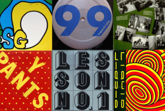 Something Like A Phenomenon: The complete 99 Records story