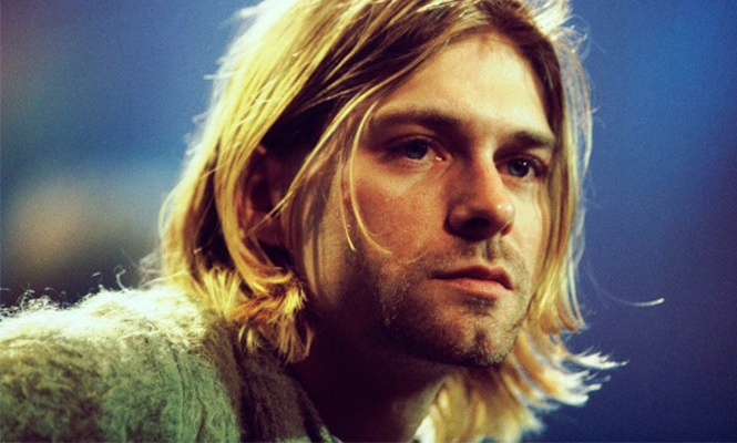 Ten from the vaults: the unseen works of Kurt Cobain and Nirvana