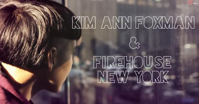 Watch Kim Ann Foxman go record shopping in New York