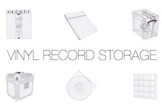 How to store your record collection in 8 steps
