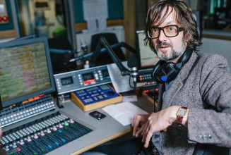 Jarvis Cocker designs 20 imaginary records for an art exhibition
