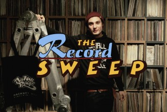 The Record Sweep: Watch Motor City Drum Ensemble try and spend £100 on vinyl in just 10 minutes