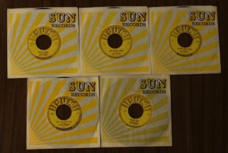 Elvis Presley's complete Sun Records 45s could be yours for $32,500