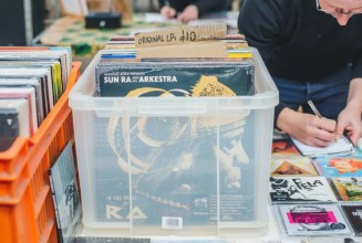 Rarities and exclusives from Amon Tobin, Temples and Sun Ra at Independent Label Market Bristol this weekend