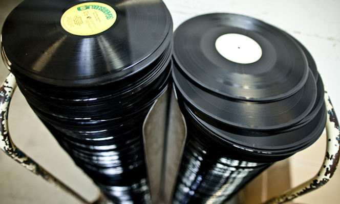 Global vinyl sales up 54% in 2014; biggest selling records of the Millennium announced